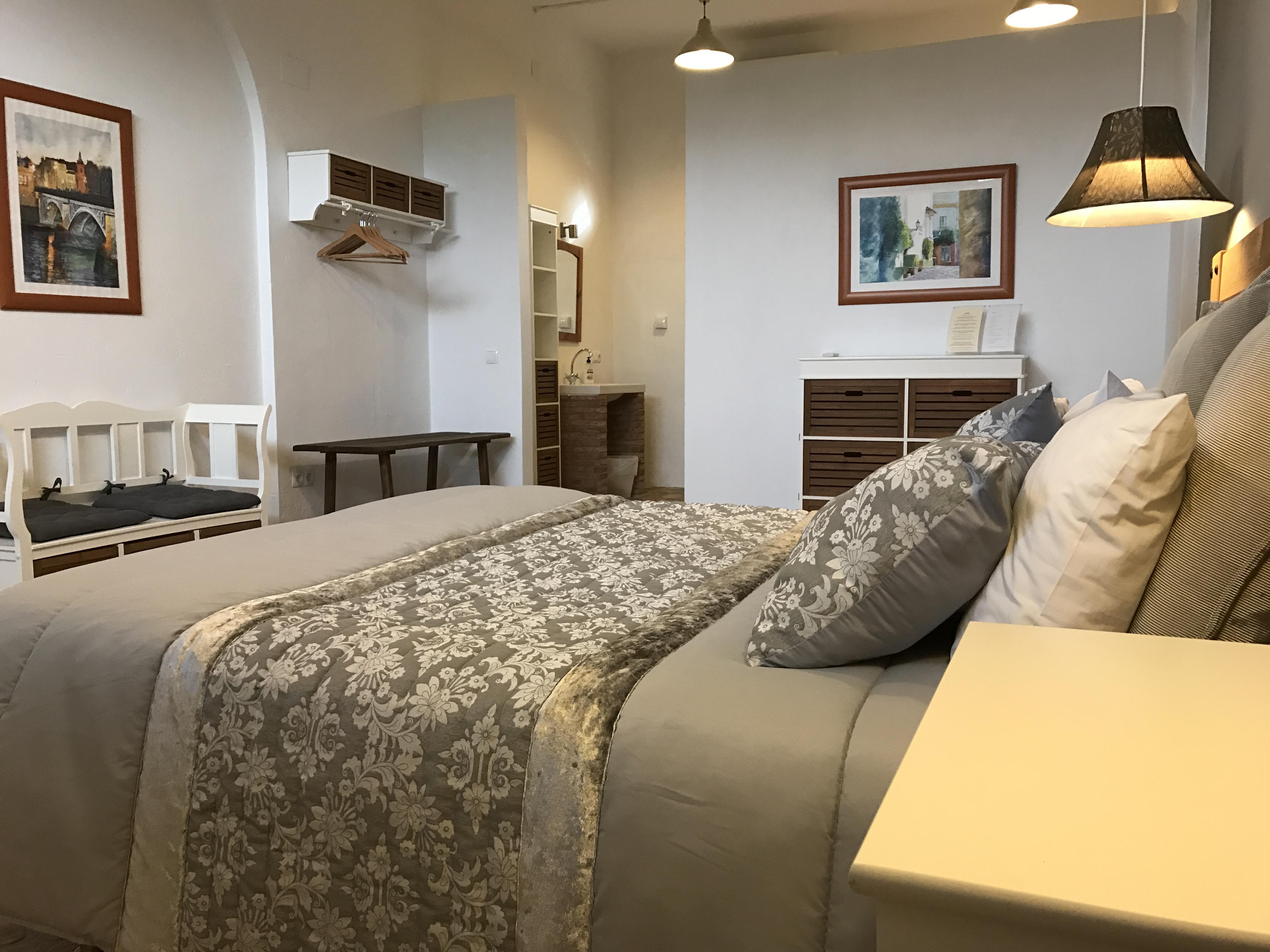 Kamers vakantiehuis casa adelante - Kamer heeft een mager ...